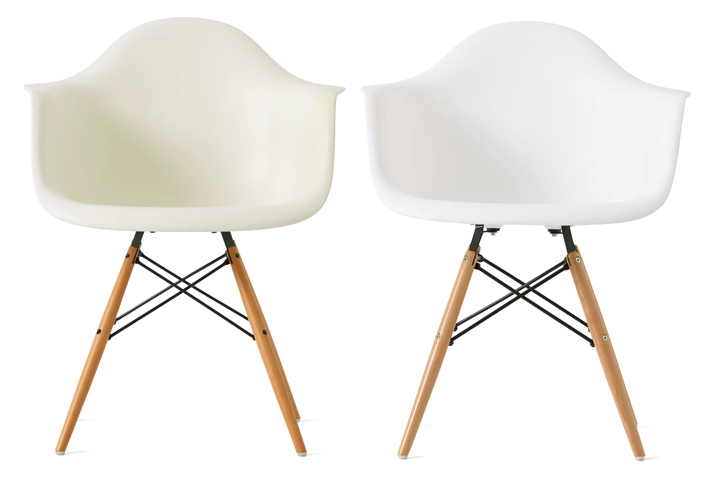 The Eames DAW Shell Chair