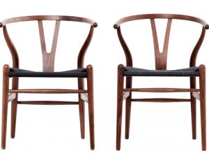 The Wishbone Chair