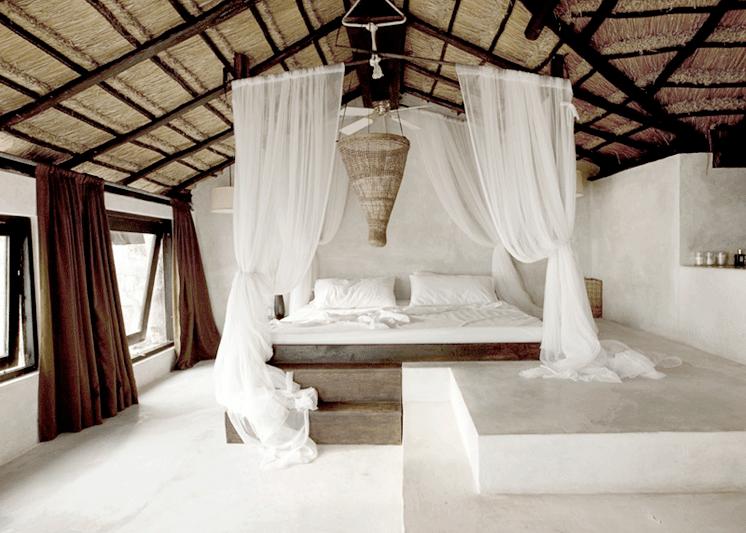 Mr&MrsSmith_CoquiCoquiTulum_RivieraMaya_Mexico_bedroom