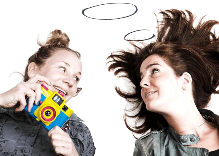 Est Magazine | Girls Overboard | Anke Leunissen Kim de Groot