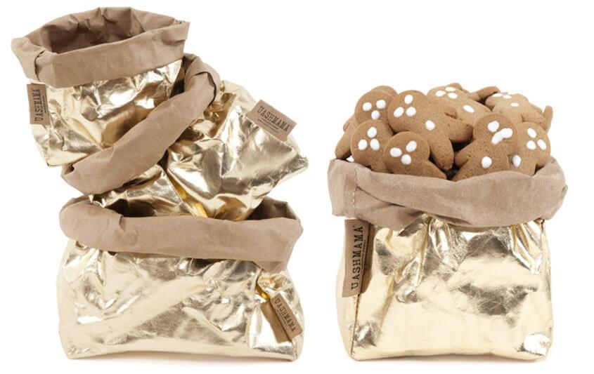 EstMagazine safari living uashmama paper bag gold big