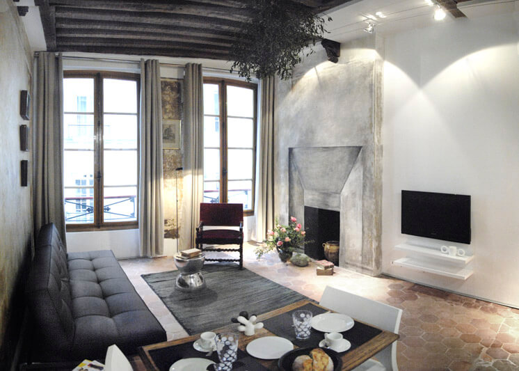 Special Apartments Paris | Cabinet of Curiosities