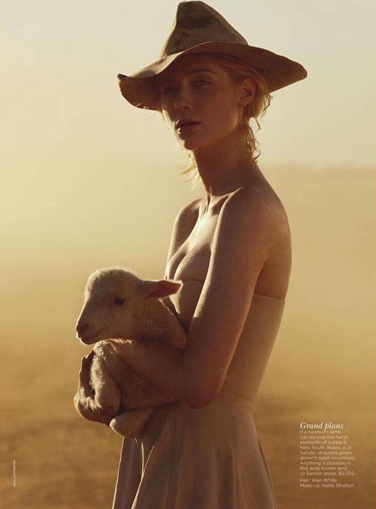 see you at sundown elizabeth debicki will davidson jillian davison vogue australia december 2012 15