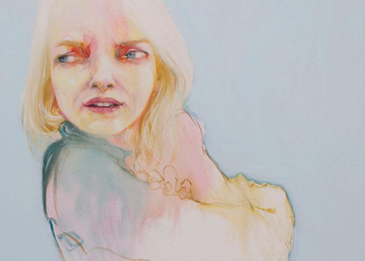 Abbey McCulloch Naomi Watts | Archibald Finalist | Est Magazineb