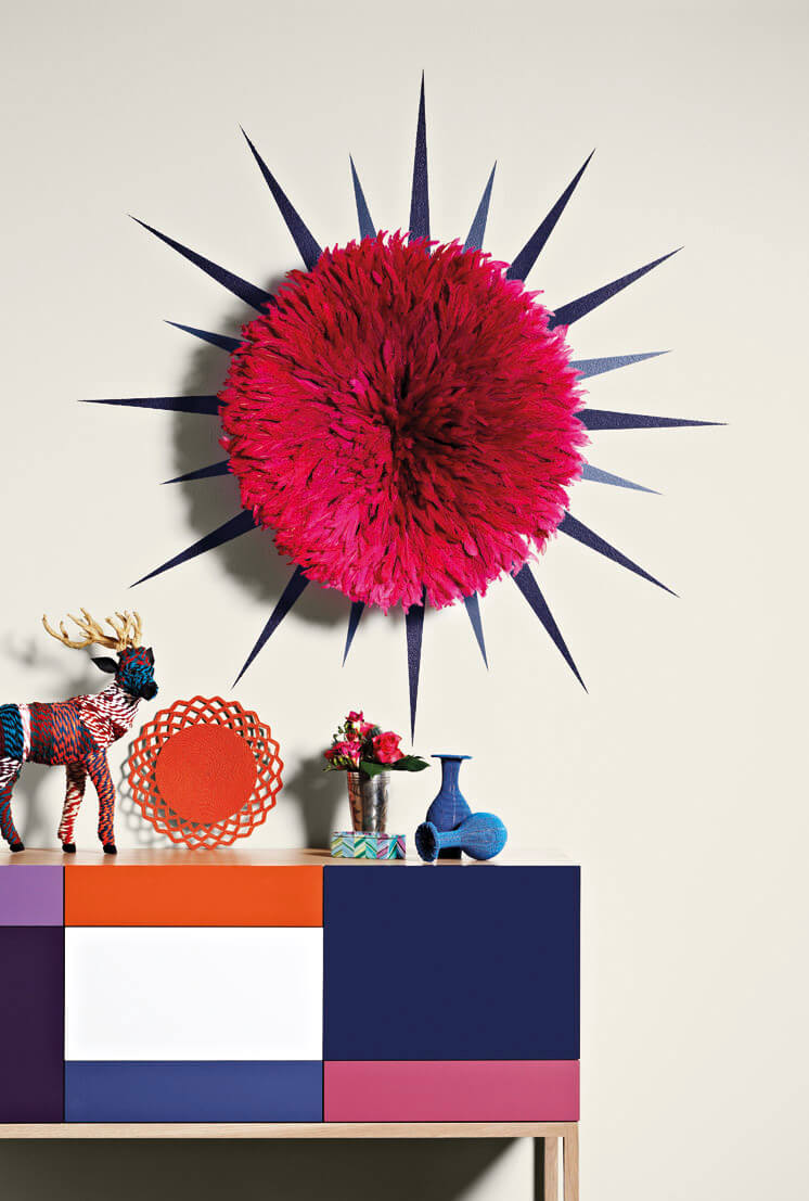Est Magazine Dulux Designer Collaboration Room 2 Inspired by Camilla Frank AW13