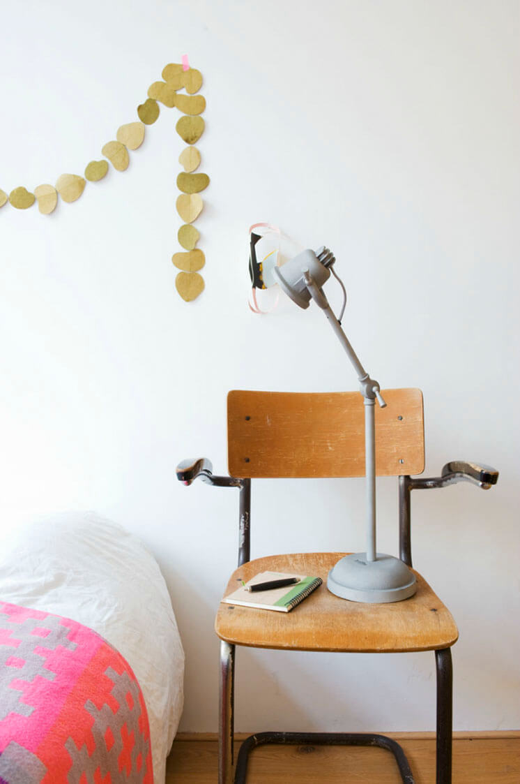 Marjon Hoogervorst Photographer Bedside Chair Est Magazine
