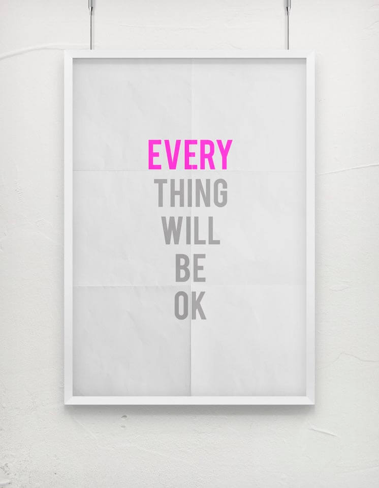 Every Studio Everything will be ok PHOTO Eve Wilson Est Magazine