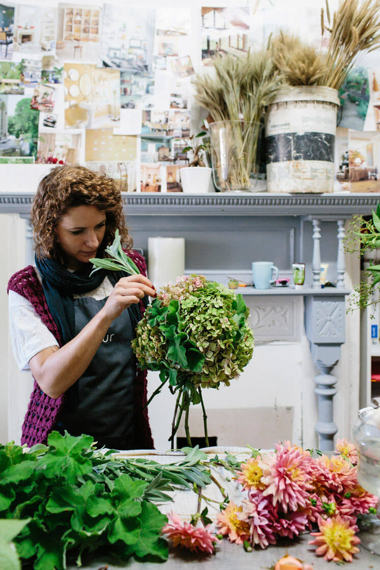 Fleur McHarg | Floristry and Event Styling Florist | Est Magazine