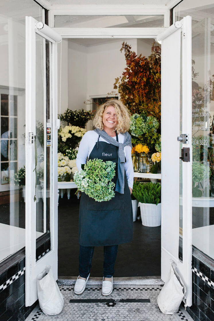 Fleur McHarg Portrait Floristry and Event Styling Est Magazine