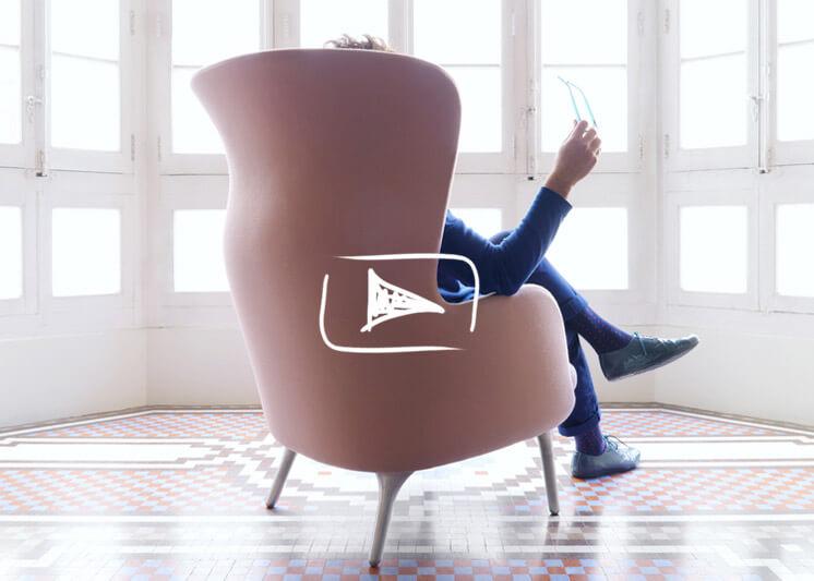 Jaime Hayon Ro Chair | Fritz Hansen | Est Magazine