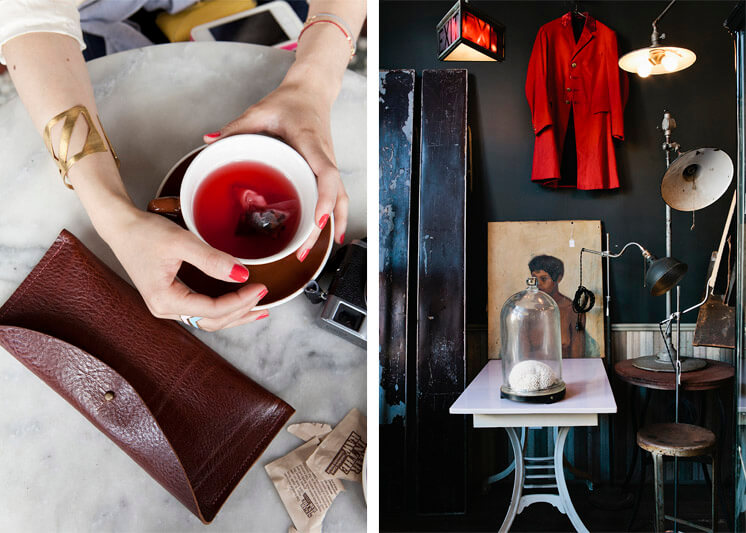 Photographer Nicole Franzen Tea Est Magazine