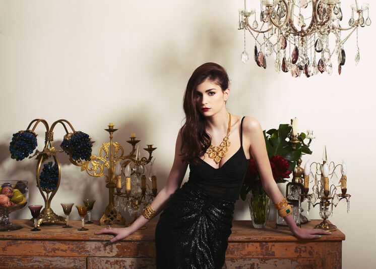 Quella Collection 2013 30| Rebecca Tilley | Est Magazine