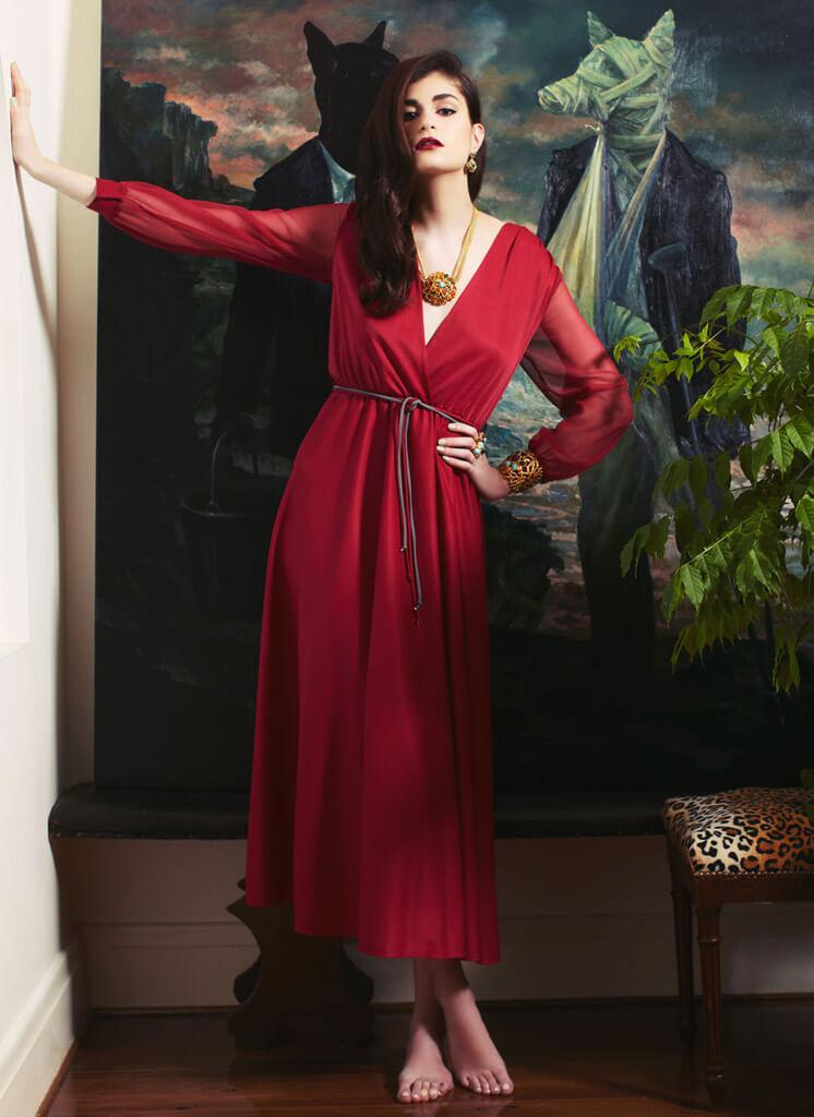 Quella Collection 2013 34| Rebecca Tilley | Est Magazine