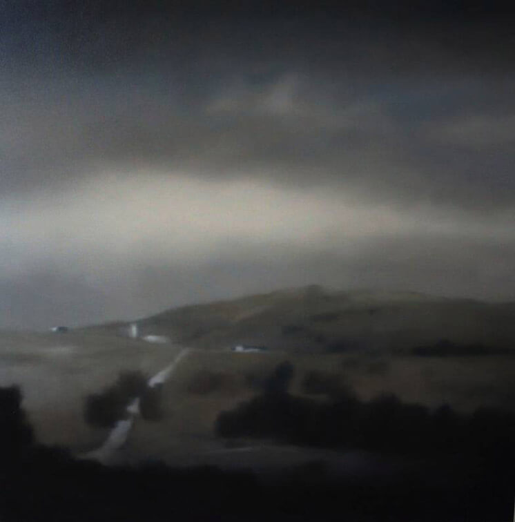 Join us 153 x 153 oil on canvas Darren Gannon Est Magazine