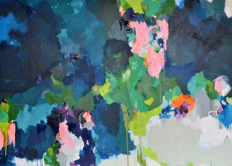 Laelie Berzon | Swin with the tide | Est Magazine