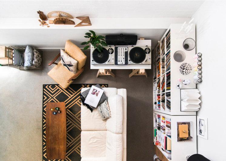 Livingroom Photographer Brooke Holm Est Magazine