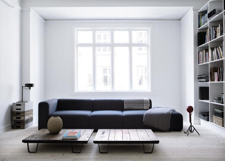 Livingroom | Yvonne Kone Home | © Line Klein for Elle Decoration | Est Magazine
