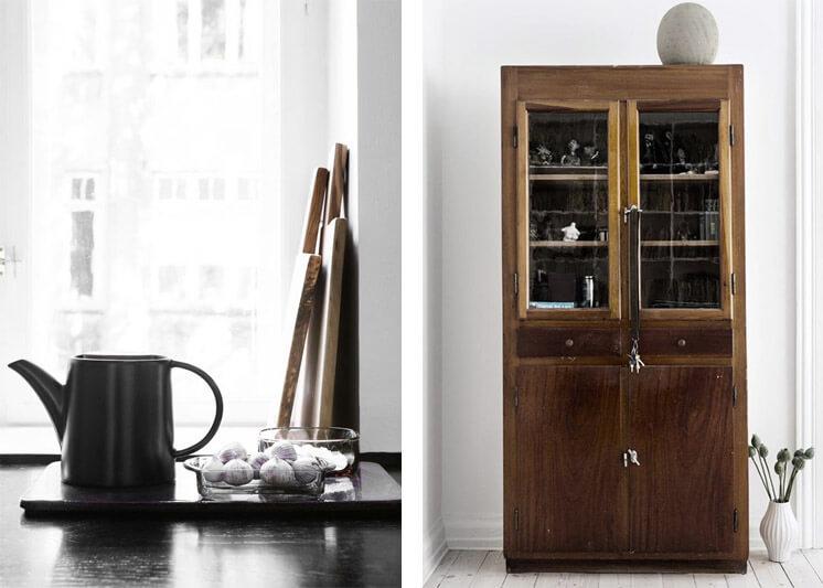 Rustic Timber |Yvonne Kone Home | © Line Klein for Elle Decoration | Est Magazine