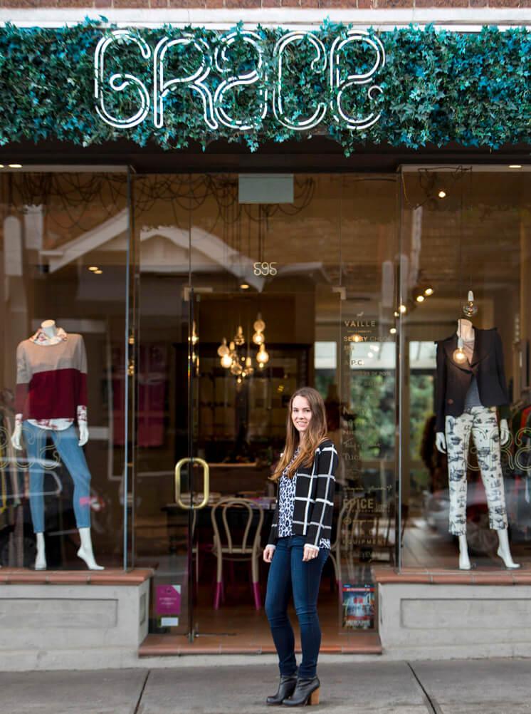 Grace Shop Girl 2 © Sarah Wood Est Magazine