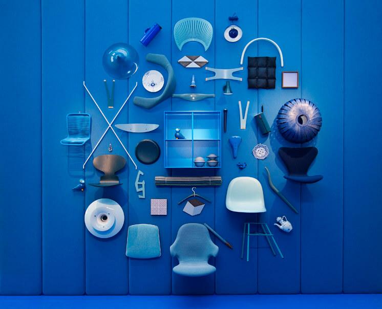 Milan Design Week 2013 | Danish Chromatism Blue | Et Magazine