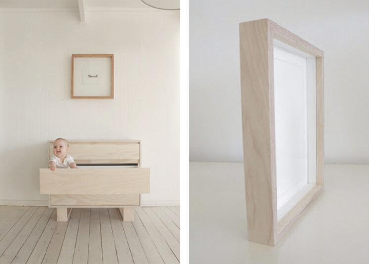 Mr & Mrs White | Drawers Picture Frame | Est Magazine 03