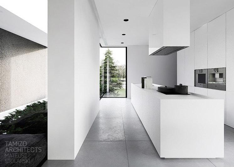 Tamizo Architects Mateusz StolarskiR-house 03 | Est Magazine