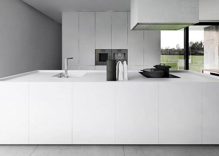 Tamizo Architects Mateusz StolarskiR-house 04   Est Magazine