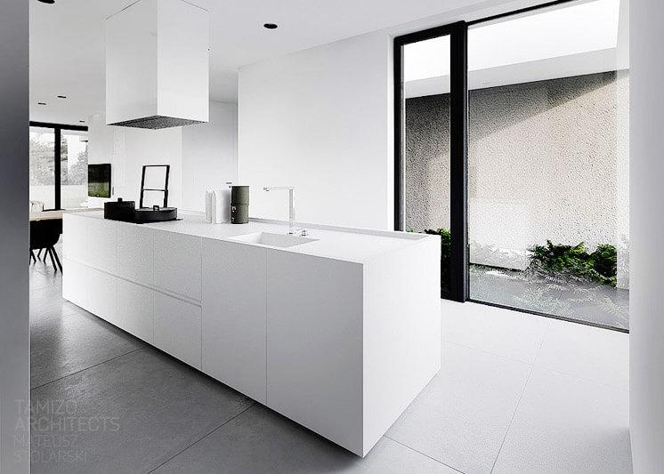 Tamizo Architects Mateusz StolarskiR-house 07   Est Magazine