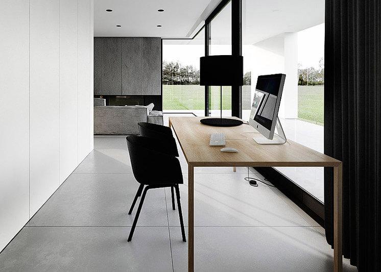 Tamizo Architects Mateusz StolarskiR-house 14   Est Magazine
