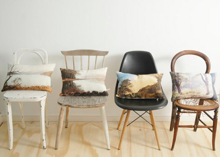 4landscape cushions chairs