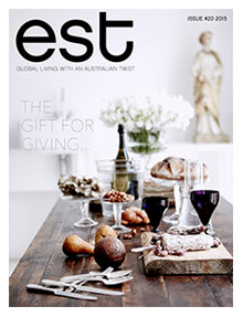 Est Magazine Issue 20 Cover Artwork