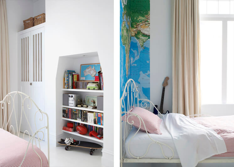 Justine Hugh Jones Design Kids Bedroom Est Magazine
