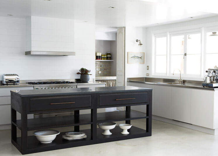 Justine Hugh Jones Design Kitchen Est Magazine