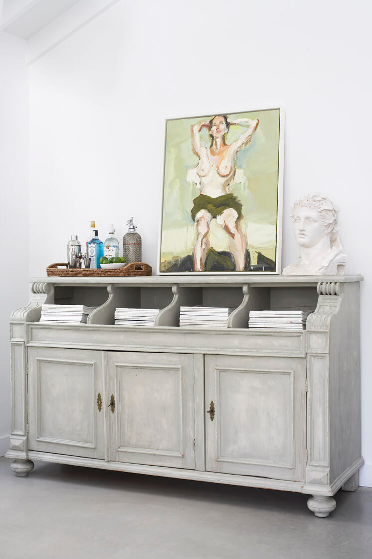Justine Hugh Jones Design Sideboard Est Magazine