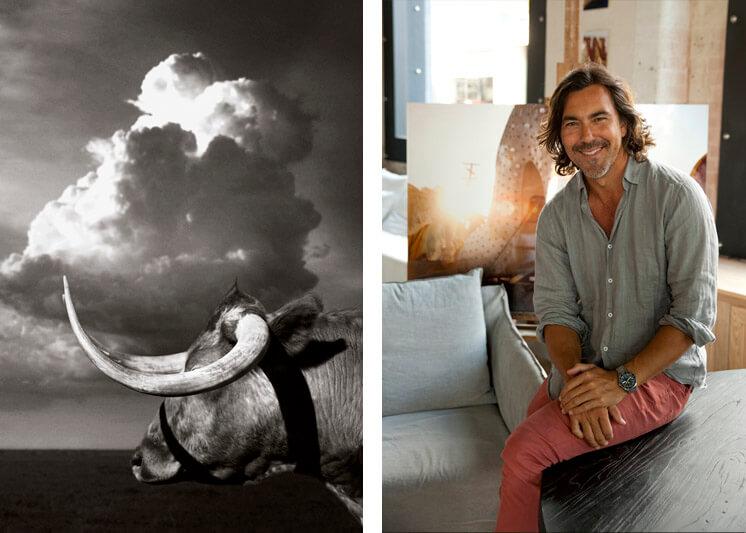 Nick Leary Photographer | The Bulls, Portrait | Est Magazine
