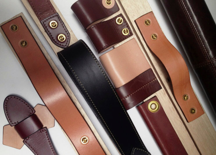 Leather Door Pulls Made to Measure Est Magazine