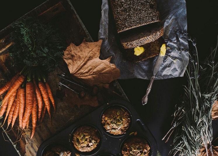 Mr Darcy Maxwell Burnt Caramel Banana Bread Overview © Tori Simson Est Magazine b