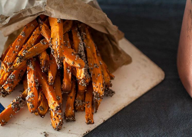 Mr Darcy Maxwell Sweet Potato Fries © Tori Simson Est Magazine b