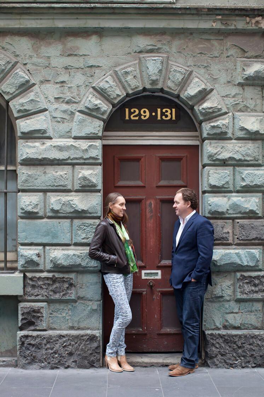 Mr and Mrs Smith | James Lohan and Tamara Heber-Percy | © Mark Lobo | Est Magazine