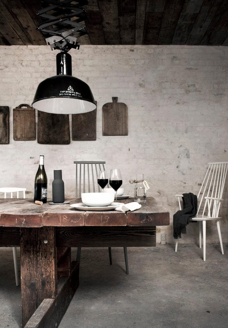 Norm Cofoco Copenhagen | HÖST  dining room | Est Magazine