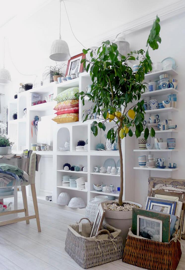 Tanina Vanacore | Casa e Bottega Positano | Est Magazine