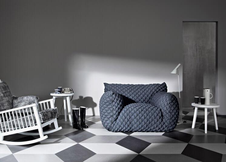 Paola Navone | Nuvola 09 Armchair | Gervasoni | Est Magazine