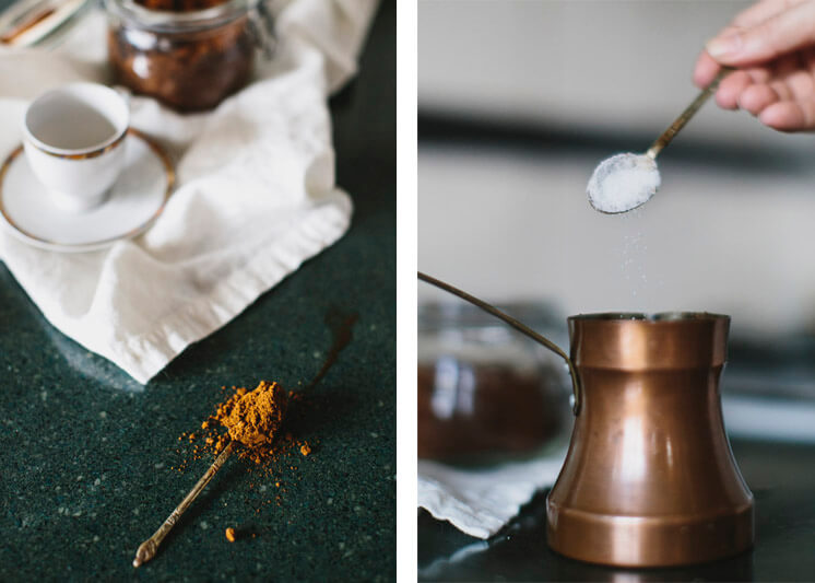Stephanie Stamatis Turkish Coffee © Tara Pearce 23 Est Magazine