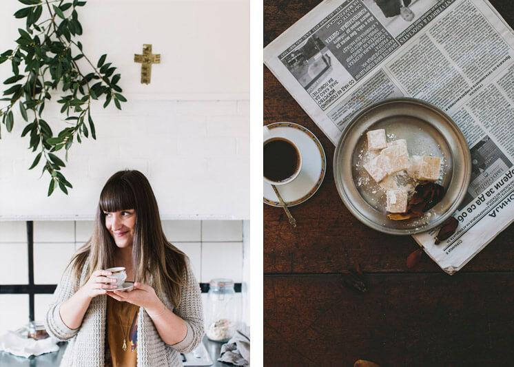 Stephanie Stamatis Turkish Coffee   © Tara Pearce 33   Est Magazine