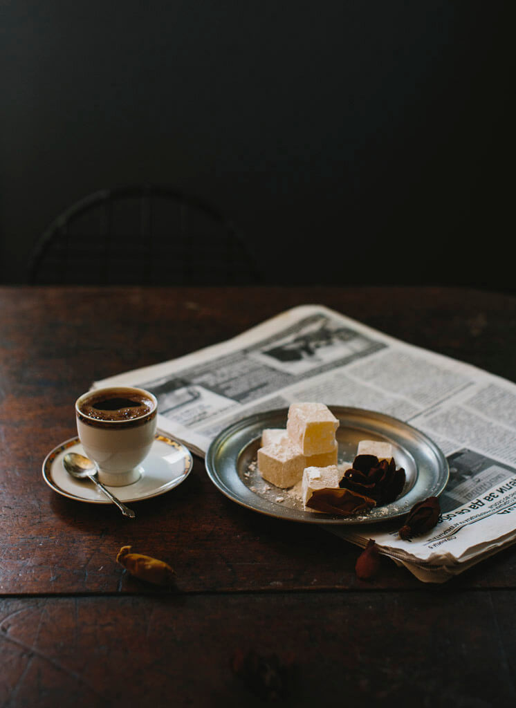 Stephanie Stamatis Turkish Coffee © Tara Pearce 35 Est Magazine
