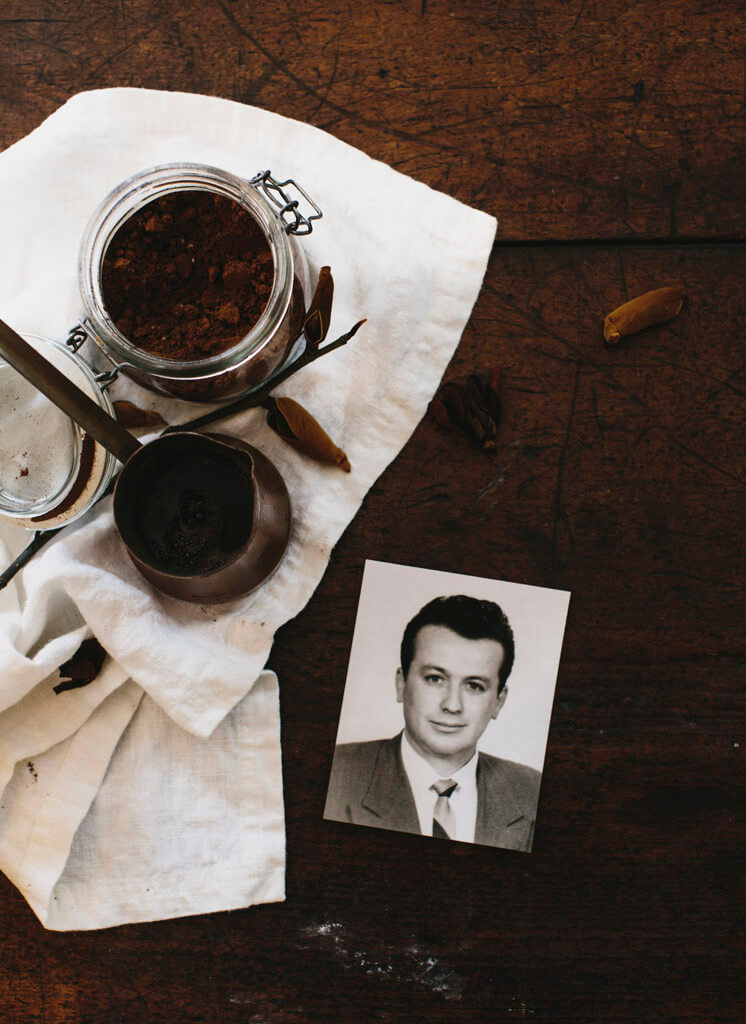 Stephanie Stamatis Turkish Coffee © Tara Pearce 37 Est Magazine