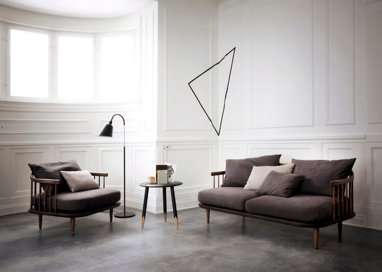 and tradition | Fly Lounge and Sofa | Est Magazine