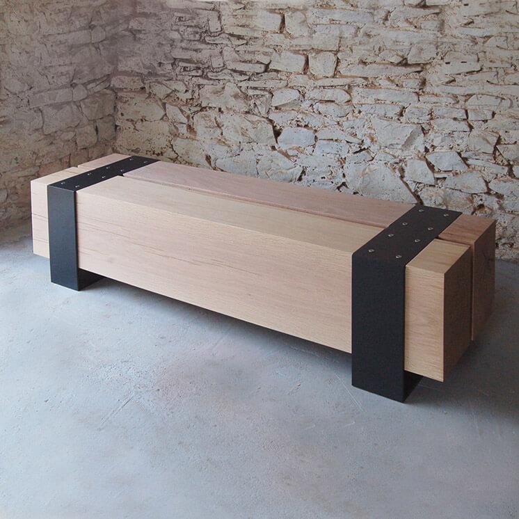 Bench   © Pacha Design   Est Magazine