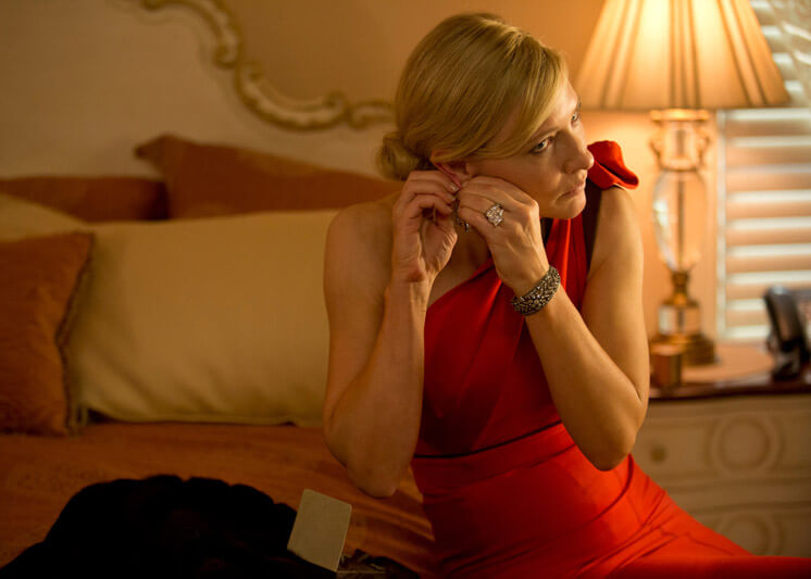 Blue Jasmine Woody Allen Cate Blanchett Carolina Herrera Est Magazine