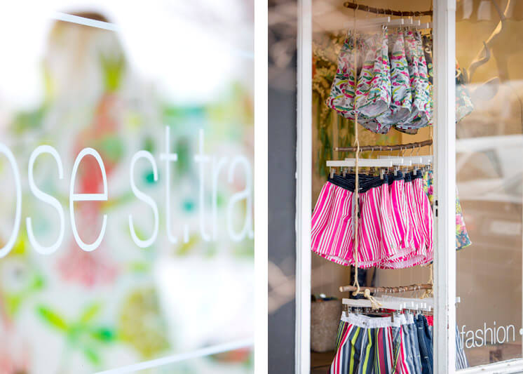 Rose St Trading Co Window | © Sarah Wood | Est Magazine